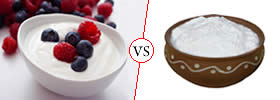 Yogurt vs Dahi