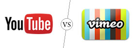 YouTube vs Vimeo