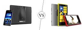 Asus PadFone Infinity vs Nokia Lumia 920