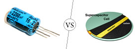Capacitor and Supercapacitor