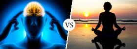 Concentration vs Meditation