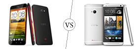HTC Butterfly vs HTC One