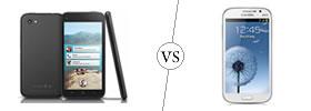 HTC First vs Samsung Galaxy Grand