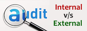 Internal Audit vs External Audit