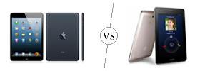 iPad Mini vs Asus FonePad