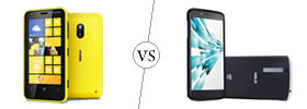 Nokia Lumia 620 vs XOLO X1000