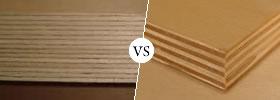 Softwood vs Hardwood Plywood