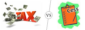 Tax vs Cess