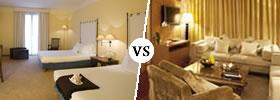 4-Star vs 5-Star Hotel