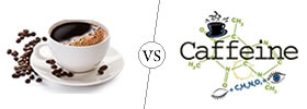 Coffee vs Caffeine