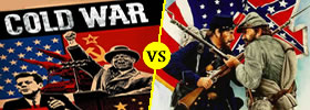 Cold War vs Civil War