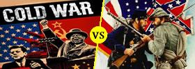 Cold War vs Civil War
