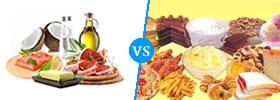 Fats vs Trans Fats