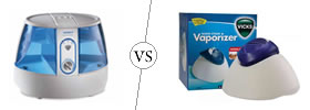 Humidifier vs Vaporizer