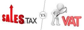 Sales Tax vs Value Added Tax (VAT)