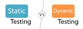 Static vs Dynamic Testing