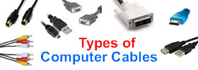 Different Types of Computer Cables