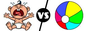 Bawl vs Ball