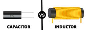 Capacitor vs Inductor