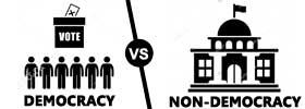 Democracy vs Non-Democracy