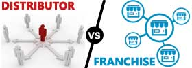 Distributor vs Franchise