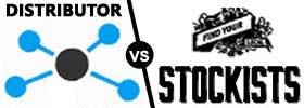 Distributor vs Stockist