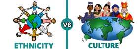 Ethnicity vs Culture