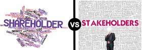 Shareholder vs Stakeholder