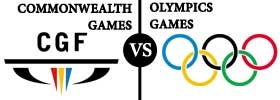 Commonwealth Games vs Olympic Games