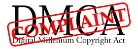 DMCA Complaint