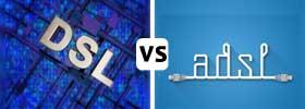 DSL vs ADSL