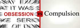 Obsession vs Compulsion