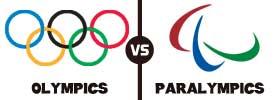 Olympics vs Paralympics