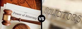 Attorney vs Solicitor