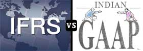 IFRS vs Indian GAAP