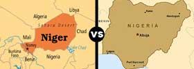 Niger vs Nigeria