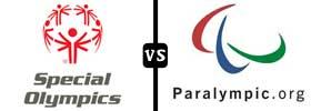 Special Olympics vs Paralympics
