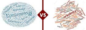 Epistemology vs Ontology
