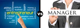 """entrepreneur vs manager """"entrepreneurship is neither a science nor an art it is a practice"""" – peter drucker one of my favorite metaphors for thinking about the roles we play in our work is the entrepreneur, the manager, and the technician."""