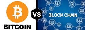 Bitcoin vs Blockchain