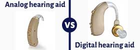 Analog Hearing Aids vs Digital Hearing Aids