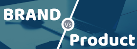 Difference between Brand and Product