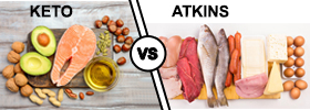 Keto Diet vs Atkins Diet