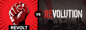 Revolt vs Revolution