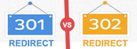 301 Redirect vs 302 Redirect