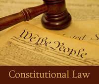 distinguish constitution from statute