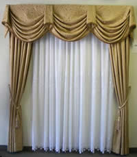 Where To Buy Long Curtains Electric Shades and Drapes