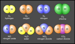 Difference between Molecules and Compounds | Molecules vs Compounds