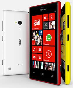 Difference between Nokia Lumia 720 and Nokia Lumia 820 ...