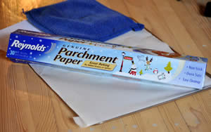 substitute for parchment paper